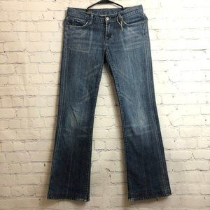 Citizen of Humanity Low Waist Bootcut 25